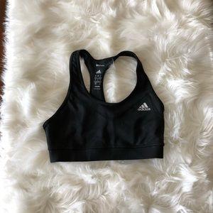 Adidas Climalite Techfit Sports Bra Size Small